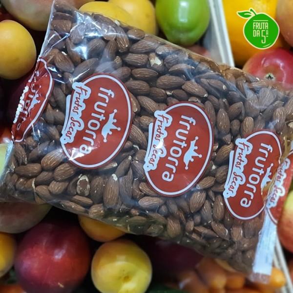 Amendoa torrada kg
