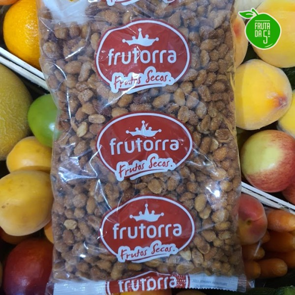 Amendoim Frito c/Mel Kg