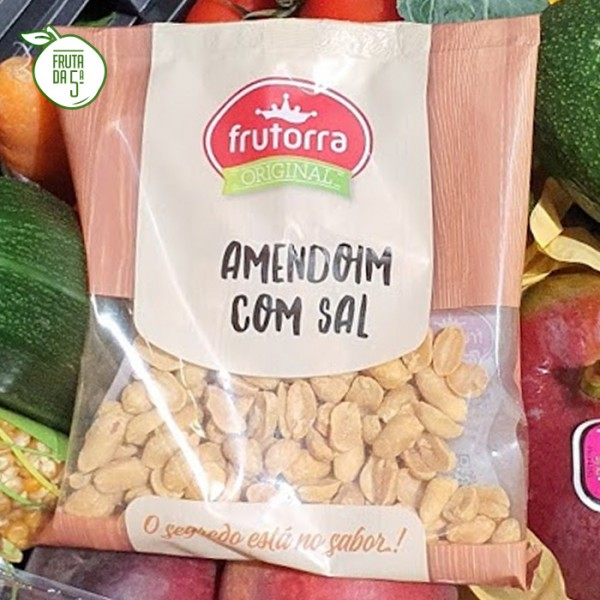 Amendoim c/sal 150g