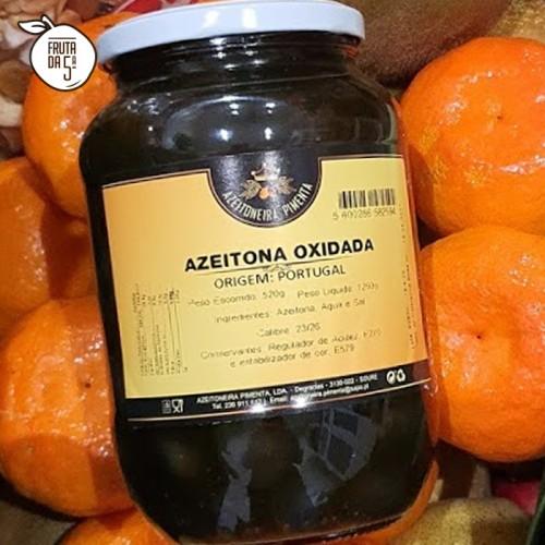 Azeitona Preta 520g