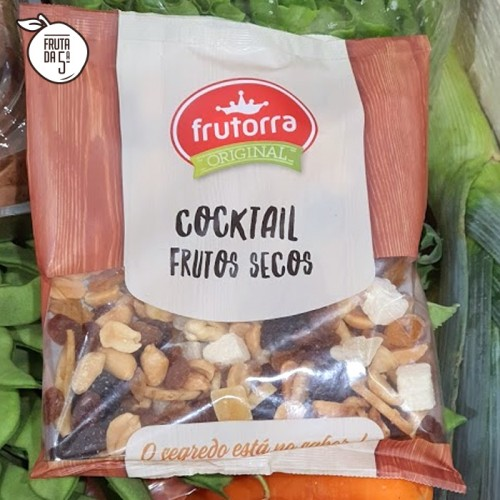 Cocktail Frutos Secos 150g
