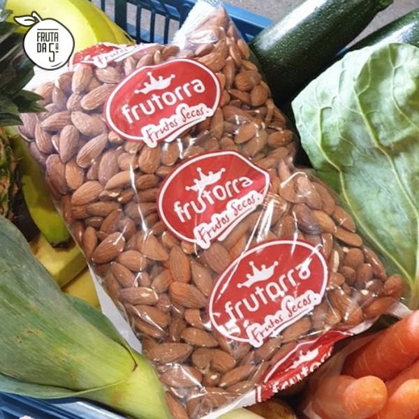 Amendoa c/pele kg